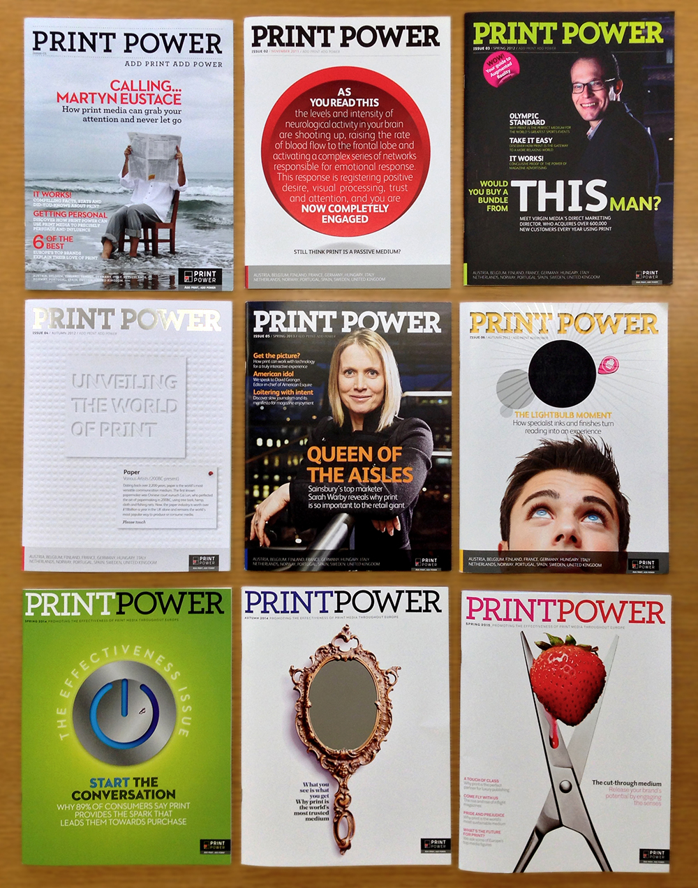 Print Power Magazine