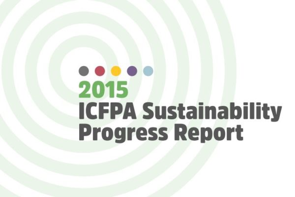 2015 ICFPA Sustainability Progress Report