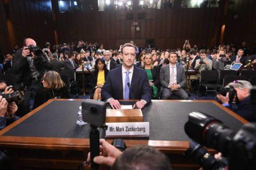 Mark Zuckerberg apologises through a newspaper ad