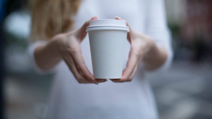 The Coffee Cup Conundrum | Sustainable Paper Packaging & Print | TwoSide