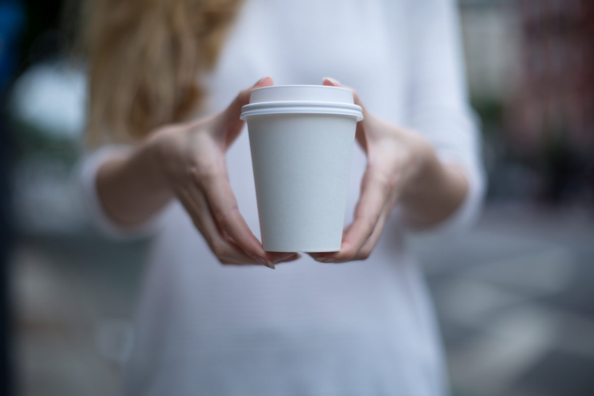 coffee cup recycling
