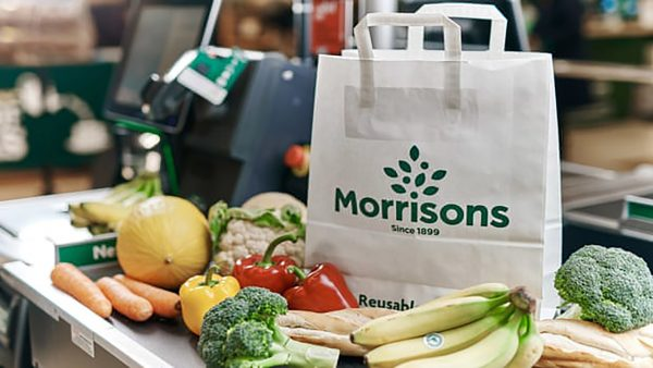 Morrisons to trial Paper Bags