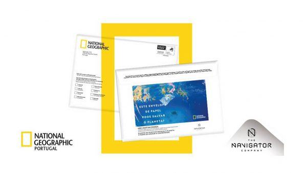 The Navigator Company and National Geographic Launch Environmentally Friendly Envelope