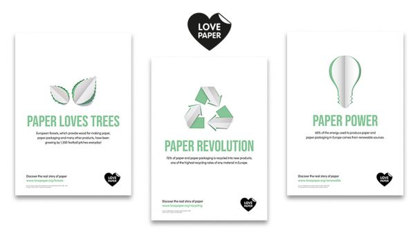 'Love Paper' campaign relaunches with renewed consumer focus