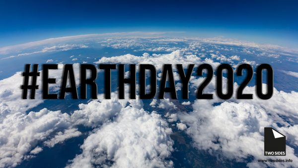 Earth Day 2020: Paper is a good choice for the environment