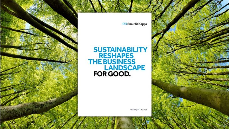 Smurfit Kappa Report: Sustainability reshapes the business landscape   Sustainable Paper Packaging & Print   TwoSide