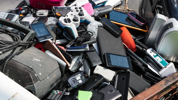 The Growing Mountain of E-Waste