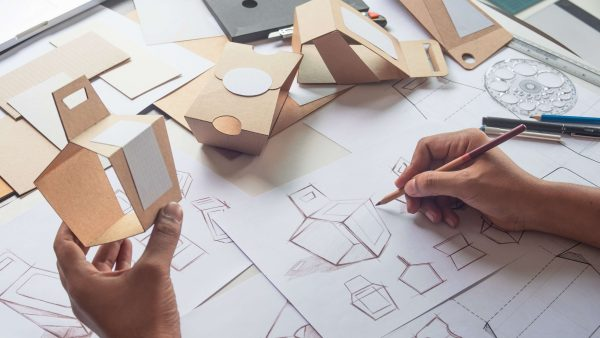Product packaging gets a paper makeover
