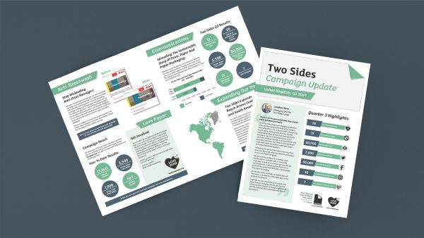 Two Sides Q3 Campaign Update 2020 Reports The Latest Campaign Successes
