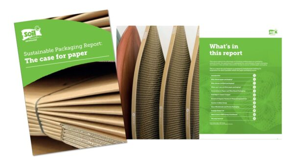 Sustainable Packaging Report: The case for paper