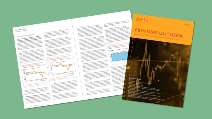 BPIF Printing Outlook Q1 2021 | Sustainable Paper Packaging & Print | TwoSide