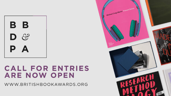 The BPIF Book Awards Call For Entries