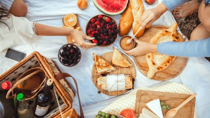 How To Picnic With Paper | Sustainable Paper Packaging & Print | TwoSide