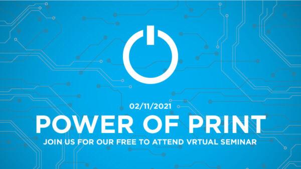 Power Of Print 2021 | Sustainable Paper Packaging & Print | TwoSide