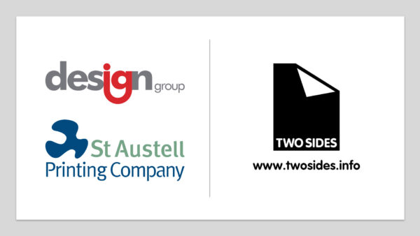 IG Design Group and St Austell Printing Company partner with Two Sides | Sustainable Paper Packaging & Print | TwoSide