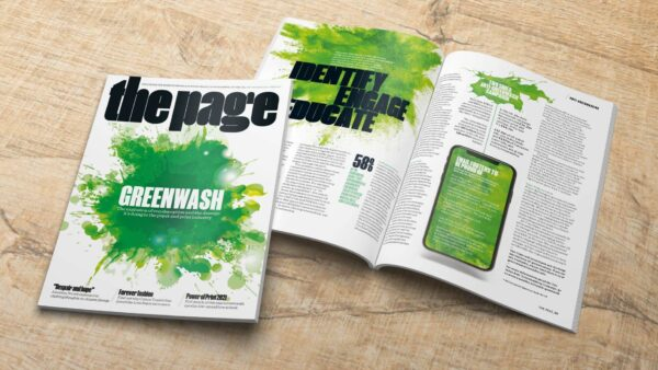 Exciting New Issue of The Page Now Available! | Sustainable Paper Packaging & Print | TwoSide