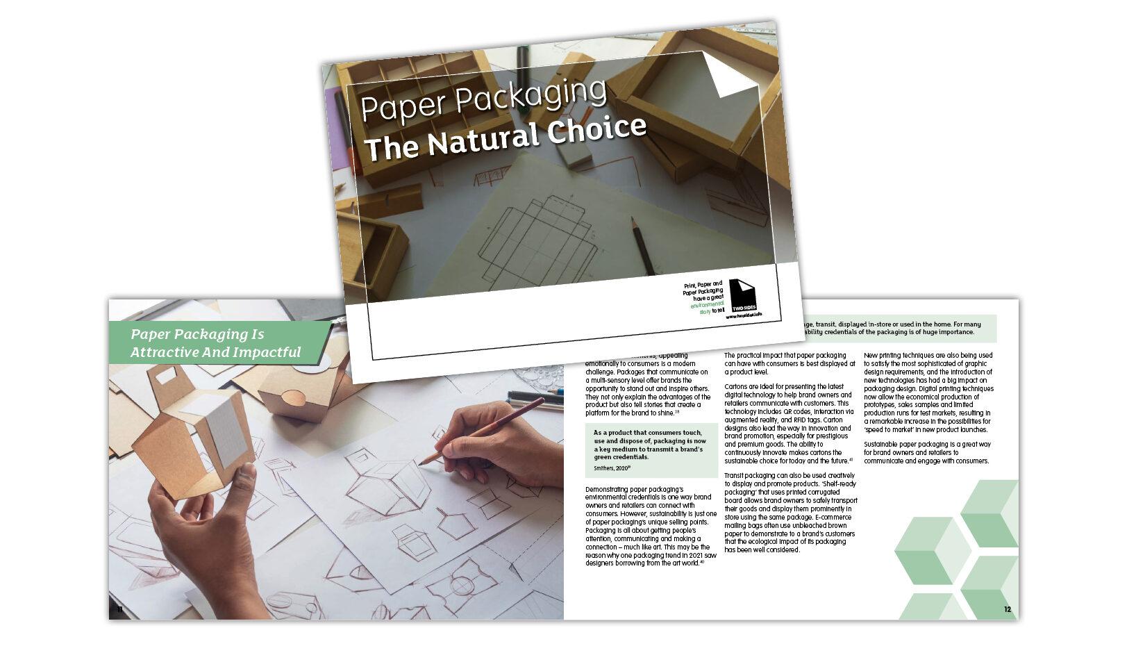Packaging Booklet Web Image